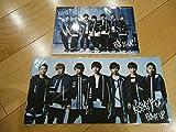Kis-My-Ft2 PICK IT UP オリジナルフォトカード 2種類  非売品