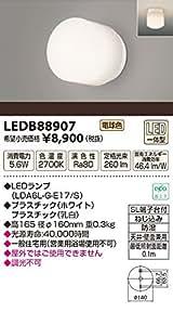 東芝(TOSHIBA)  LED浴室灯 (LEDランプ別売り) LEDB88907