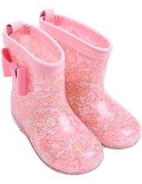 (ココマリ) coco&mary 女の子 レインブーツ 長靴 レイン シューズ ブーツ 雨靴 キッズ 子供