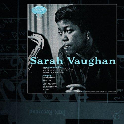 Sarah Vaughan W/ Clifford Brown