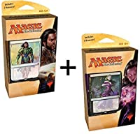 Magic: the Gathering Amonkhet Planeswalker Decks Set - 150 cards - Gideon & Liliana