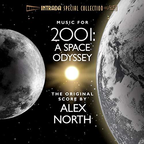 『 2001年宇宙の旅 』  <限定完売/レア・新品 > アレックス・ノース