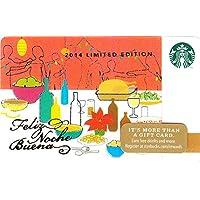 スターバックス スタバ カード 2014 ホリデー99 No.66『メリークリスマスイブ』海外版
