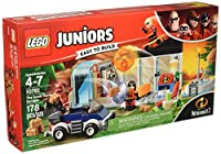 LEGO Juniors the Great Home Escape 10761 Building Kit (178 Piece)