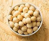 マカダミアナッツ 500g 素焼き 無添加 ロースト 無塩 無植物油 マカデミアナッツ