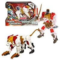 Hasbro Year 2009 Transformers UNIVERSE Beast Wars Series Exclusive Voyager Class 7 Inch Tall Robot Action Figure -