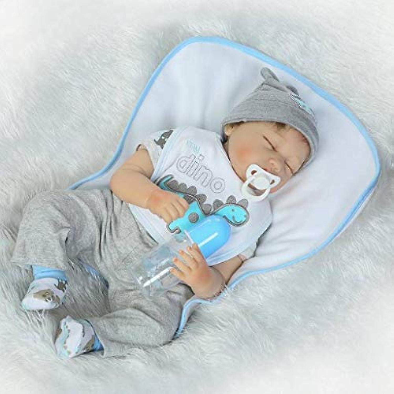 Terabithia 22インチReal Life Beautiful Dreamer Rebornベビー人形forコレクション
