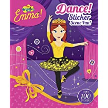 The Wiggles Emma!: Dance! Sticker Scene Fun!