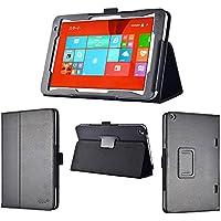 wisers 東芝 Toshiba dynabook Tab S38 S68 タブレット 専用 ケース カバー ブラック