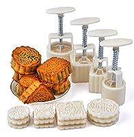従来万能Orientalケーキ金型Differnce 4x 4スタイルwith 3diffenrenceハンドポンプクッキービスケットセットSoap /ケーキツールort1