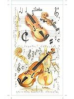 Little Snoring Pocket Notepad: Violin