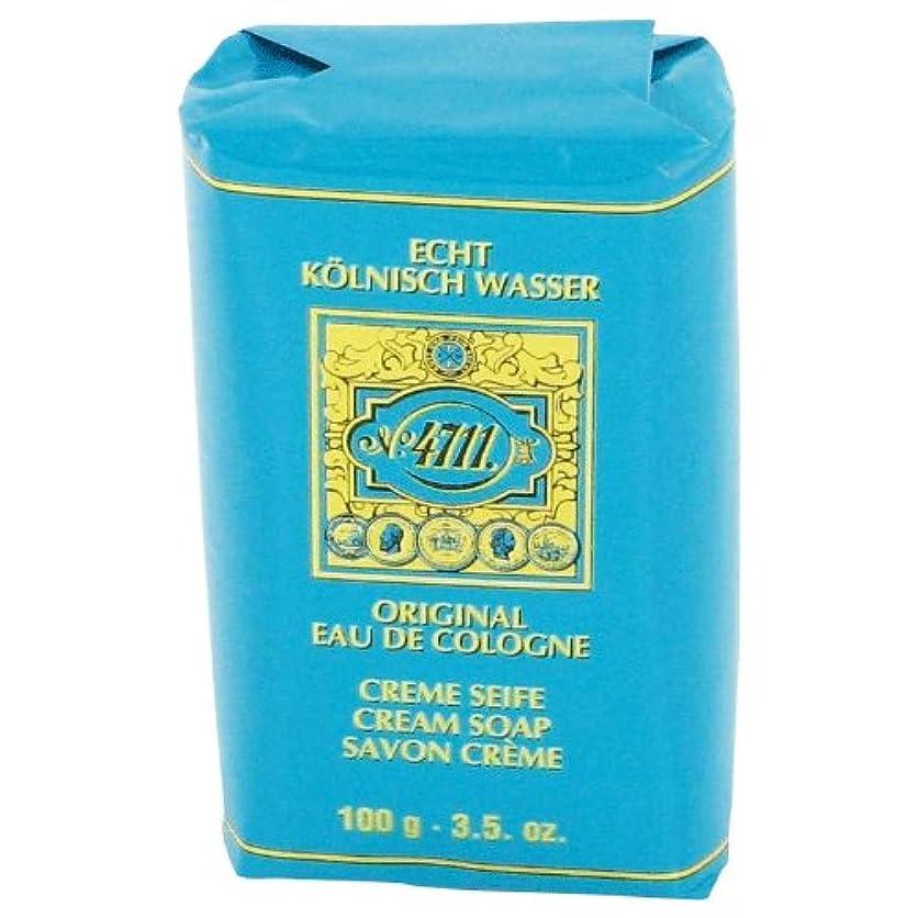 作り消費する滑り台4711 cream soap 100 gr [海外直送品] [並行輸入品]