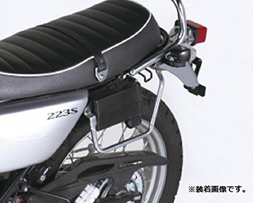 キタコ(KITACO) サイドバッグサポート(左右1セット) CB223S クロームメッキ 655-1816000