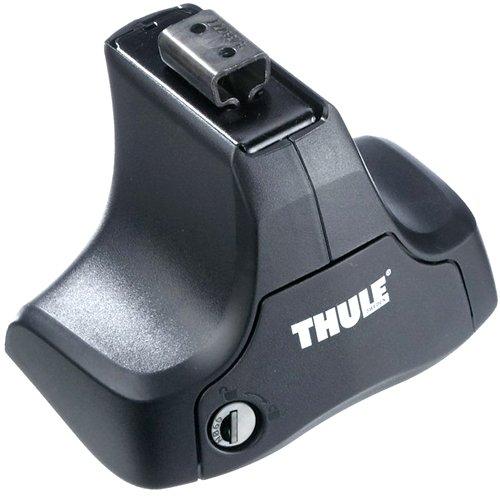THULE スーリー ベースキャリア ラピッドルーフオンフットセット TH754