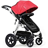 NEW 2 IN 1 BABY TODDLER PRAM STROLLER JOGGER ALUMINIUM WITH BASSINET 5 COLORS