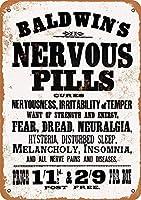 ボールドウィンの神経薬ティンサイン