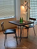 無垢 ダイニング3点セット KELT(ケルト) 72cm パイン材 ダイニングテーブル+チェア