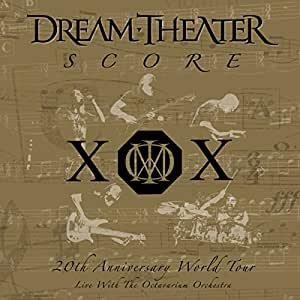 Score: 20th Anniv World Tour Live Octavarium Orch