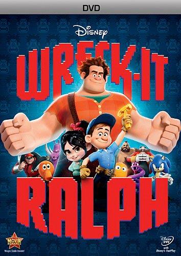 Wreck It Ralph 邦題「シュガー・ラッシュ」(輸入盤)の詳細を見る