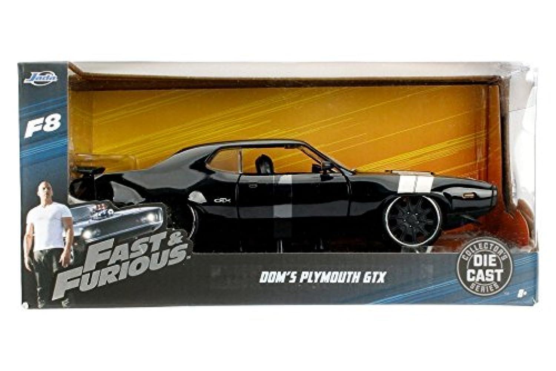 1/24 DOMs PLYMOUTH GTX(ドミニク プリマス)/映画ワイルドスピード ICE BREAK アイスブレイク 劇中車 JADATOYS