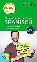 PONS Grammatik kurz & buendig Spanisch: Der Bestseller mit dem Leicht-Merk-System