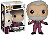 The Hunger Games–President Snow Pop Figure Toy 2x 4in