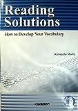 Reading Solutions―クオリティーペーパーを英語で読む