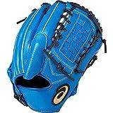 asics(アシックス) 軟式 野球用 グローブ 投手兼内野(右投げ用) 一般用 NEORIVIVE ネオリバイブ サイズ8 2019年モデル 3121A221 Tブルー/ブラック LH(右投げ用)