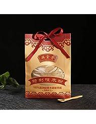 Diatems - サンダルウッドパウダー、ブラック粉末、天然粉末、お香、お香、白檀[250G]