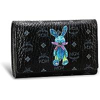 財布 レディース スモール ウォレット Rabbit Visetos Trifold Wallet 長財布 可愛い コンパクト[並行輸入品]