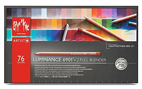 カランダッシュ ルミナンス色鉛筆 76色セット
