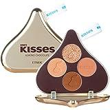 ETUDE エチュード 公式 キスチョコレート プレイカラーアイズ アイシャドウ アーモンド 1.2グラム (x 4)