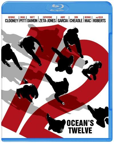 【初回生産限定スペシャル・パッケージ】オーシャンズ12 [Blu-ray]の詳細を見る