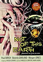 Not of This Earth (Emisario de Otro Mundo) (V.O.S.) - Spain Import【DVD】 [並行輸入品]