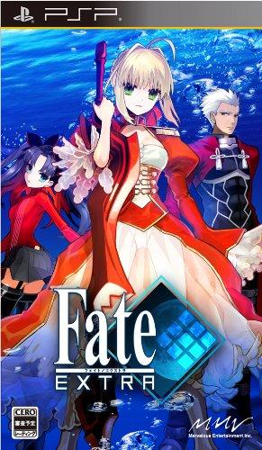 フェイト/エクストラ(通常版) - PSP