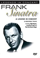 Frank Sinatra: Legends in Concert / [DVD] [Import]
