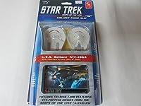 AMT 914# 3Star Trek U。S。S。Reliant ncc-1864plastucモデルSnap Together Kit