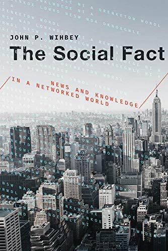 [画像:The Social Fact: News and Knowledge in a Networked World (The MIT Press)]
