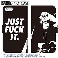 301-sanmaruichi- iPhoneSE ケース iPhone5s ケース iPhone5 ケース 手帳型 おしゃれ スニーカー ボックス KICKS BOX 90's OG ブラック 手帳ケース