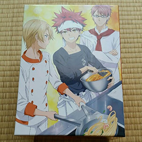 食戟のソーマ Blu-ray 全巻購入特典BOX アニメイト