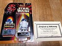 エラー ケニーベイカー氏サイン入りスターウォーズ STARWARS フィギュア R2-D2