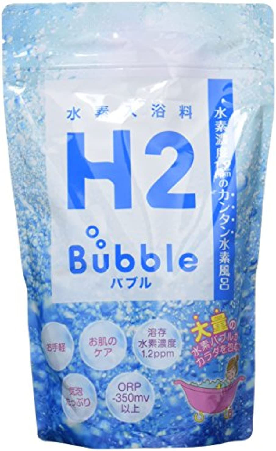 熱意エレメンタル水陸両用ガウラ H2バブル 700g