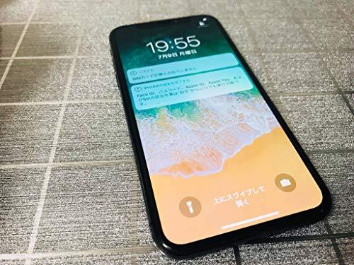 Docomo版 iPhone X 64Gb スペースグレー SIMロック解除無料