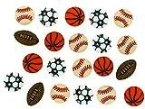 Dress It Up 2227 Tiny Sports Equipment Embellishment for Crafts [並行輸入品]