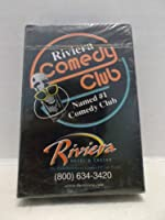 Riviera Comedy Clubという名前# 1 Comedy Club Playing Cards