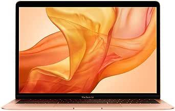 Apple MacBook Air (13インチ, 一世代前のモデル, 8GB RAM, 128GB ストレージ, 1.6GHz Intel Core i5プロセッサ) - ゴールド