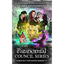 The Paranormal Council : Books 1-5 (The Paranormal Council Universe Collections Book 1)
