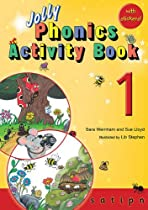 Jolly Phonics Activity Book 1s, A, T, I, P, N