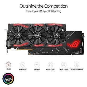 ASUS AMD RX VEGA搭載ビデオカード  ROG-STRIX-RXVEGA64-O8G-GAMING
