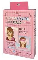 富士商 ホット&クールパッド Sサイズ ピンク